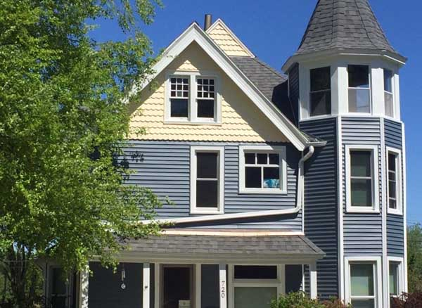 Residential Siding Installation